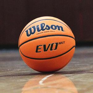 Wilson Evo NXT Indoor Game Basketball 28.5