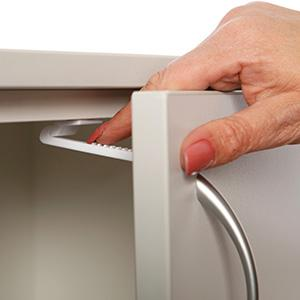 baby safety catches for cabinet drawer