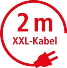 ROMMELSBACHER RCC 1500 Raclette-Grill mit extra langem Kabel 2 Meter