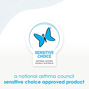 National Asdthma Council Sensitive Choice Approved