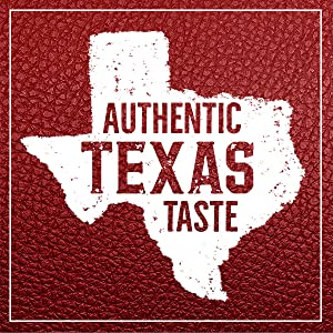 Canned chili with authentic Texas Taste