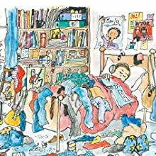 teenager, life, sleep, stage, messy, room