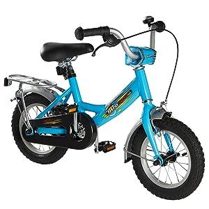 Ultrasport 331100000185 Bicicleta, Niños, Azul Claro, 12 Pulgadas: Amazon.es: Deportes y aire libre