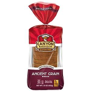 Canyon Bakehouse Gluten-Free Ancient Grain Bread