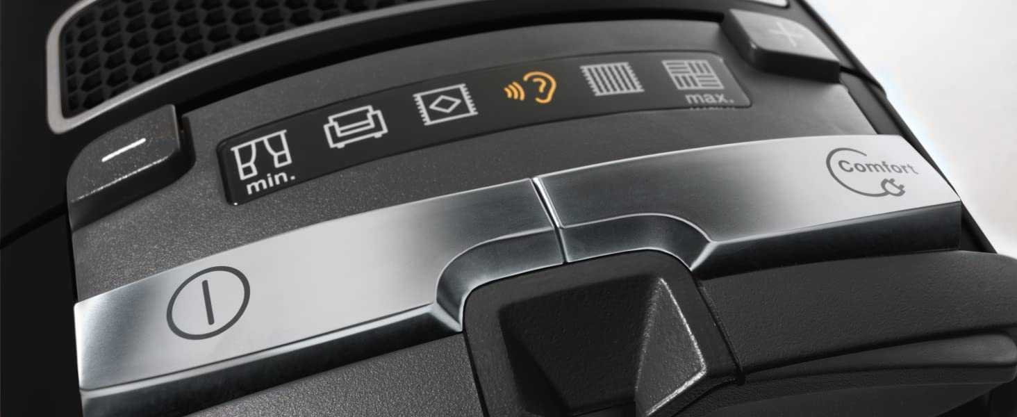 Variable power controls
