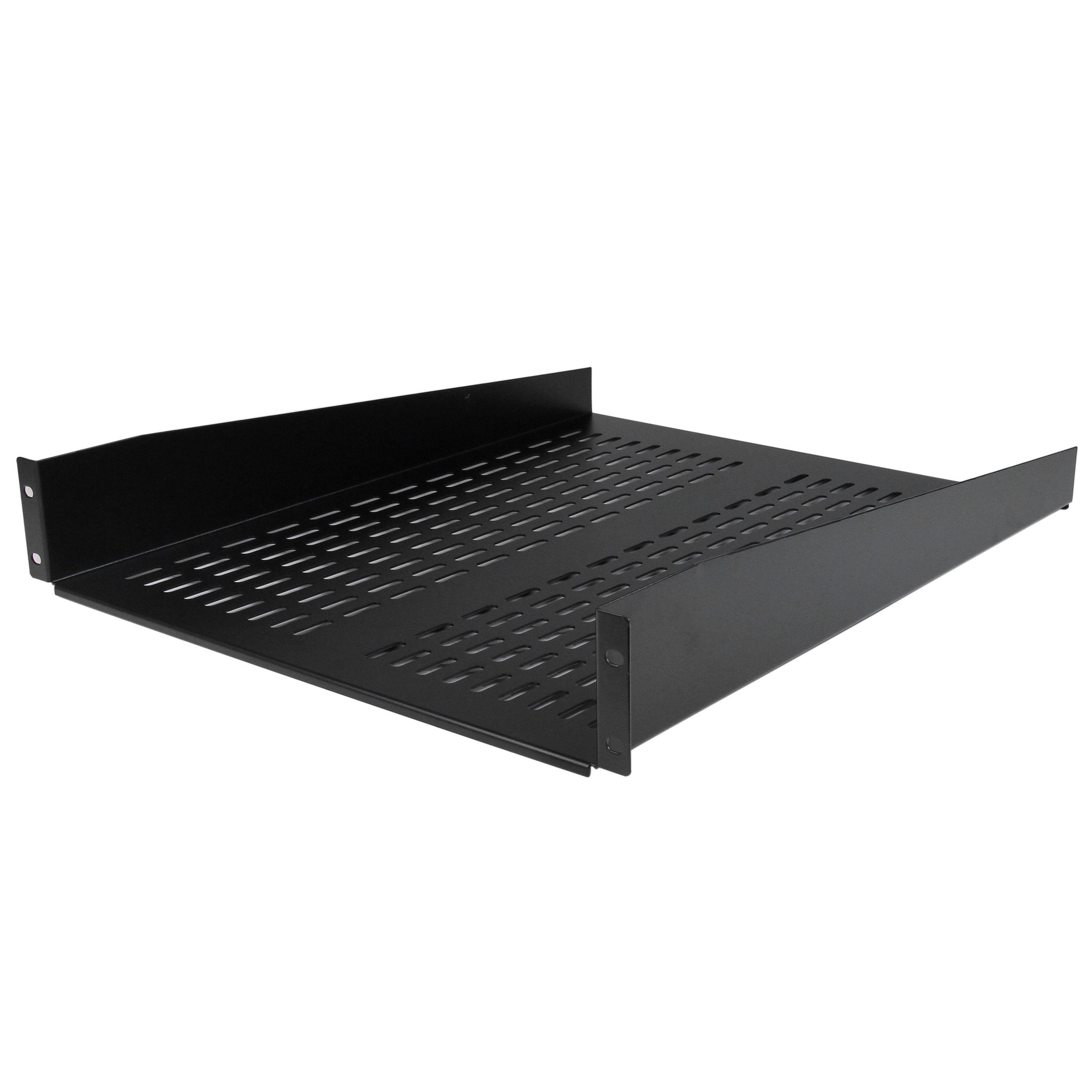 rackmount part phone product line inch deep network rack shelf value products number
