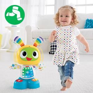 Fisher-Price - Robot Robi, Juguete Electrónico Bebé +9 Meses ...