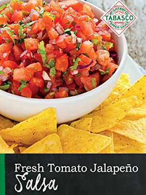 Tabasco Green Jalapeno Pepper Sauce Condiment Mild Chilli Salad Tangy Tang