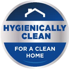 Hygienically clean for a clean home