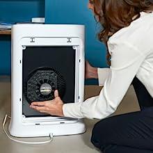 Rowenta Nano Captur XD6082 - Filtro Recambio para Purificador ...