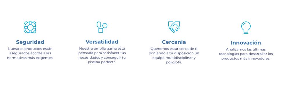 Gre PLWPB - Proyector Led Blanco para Piscina de Madera y ...