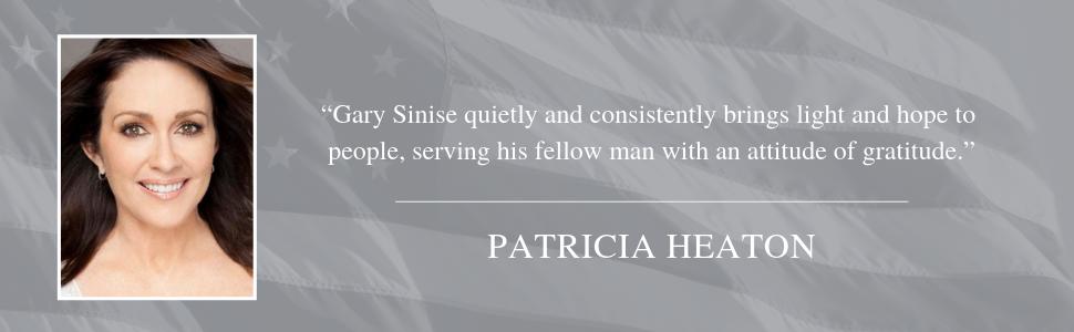 Patricia Heaton endorses Grateful American