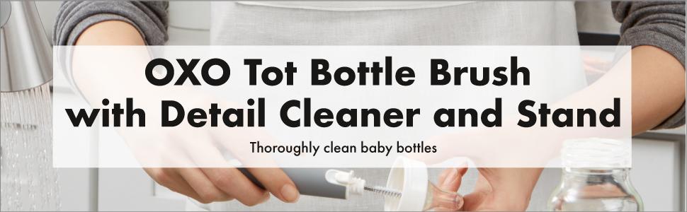 OXO Tot Bottle Brush w/ Stand