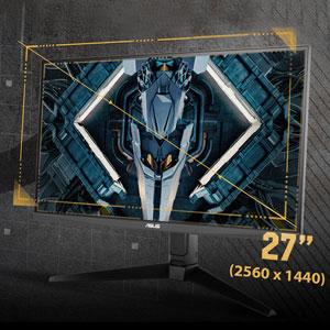 TUF Gaming VG27AQL1A Gaming Monitor