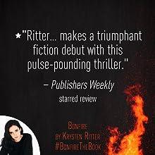 krysten ritter; starred review; thriller; netflix;suspens; mystery; bonfire; legal thriller