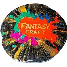 Fantasy Craft 1,5 Kg Fantasy, Resina epoxi Transparente bicomponente de Colada