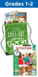 Summer Bridge Activities Backpack 1-2