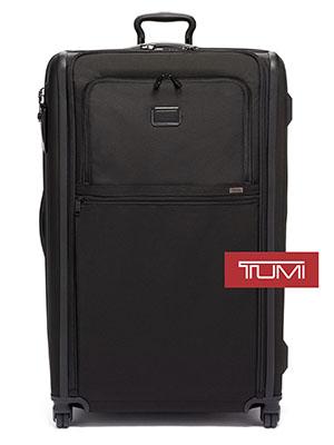 TUMI - Alpha 3 Worldwide Trip Expandable 4 Wheeled Packing Case