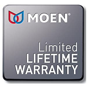 Limited Lifetime Warranty. Like Most Moen Products, These Shower Rings ...