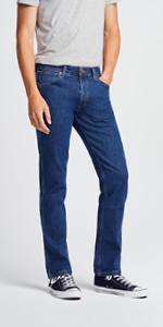 Wrangler Jeans Greensboro Uomo
