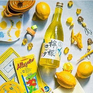 檸檬ロック