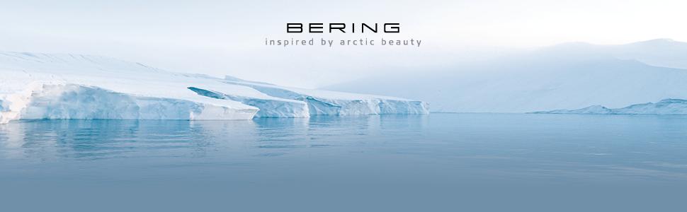 Bering damas pendientes Behring Skagen joyas Diseño danés cerámica Swarovski elementos inoxidable