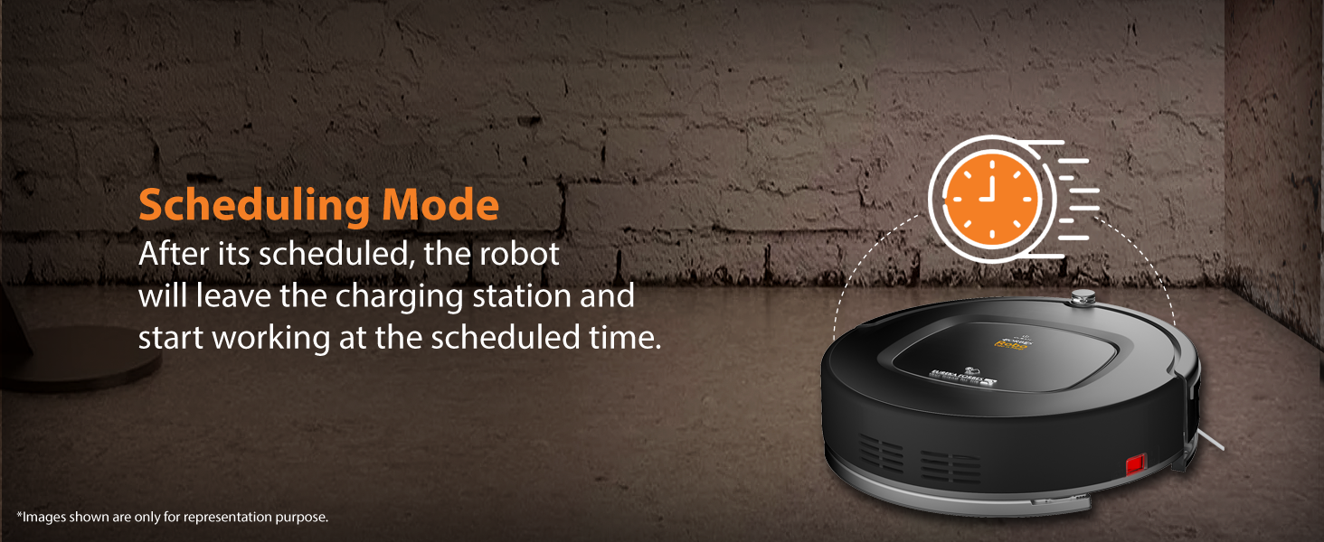 Robotic,Vacuum Cleaner,Eureka Forbes,Mop
