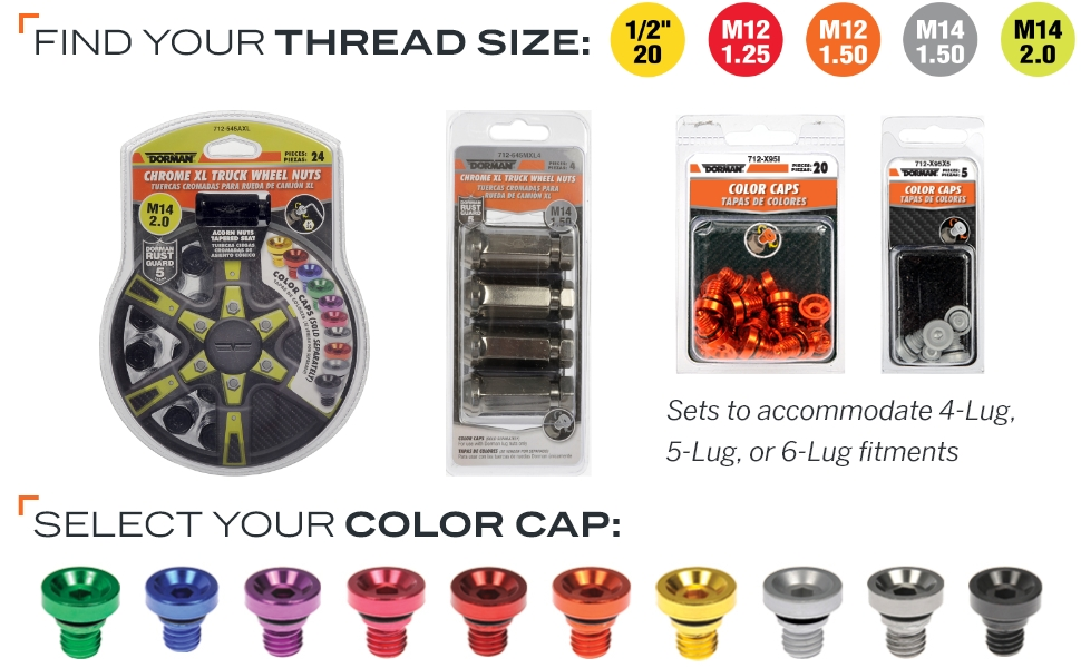 Find your Thread, Pick your Color