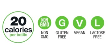 Wellness, Healthy, Probiotic, Water, Coconut, Green, Tropical, Mango, Acai, Tea, Immunity, Flavored
