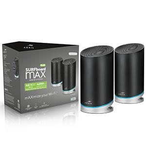 SURFboard mAX Plus Mesh Wi-Fi Sistemi