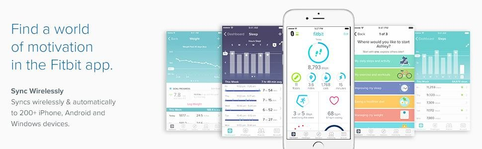 Alta HR, Fitbit, sleep tracking, heart rate, workout, app