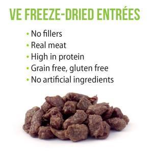 Vital Essentials Freeze Dried Beef Patties Grain Free Limited
