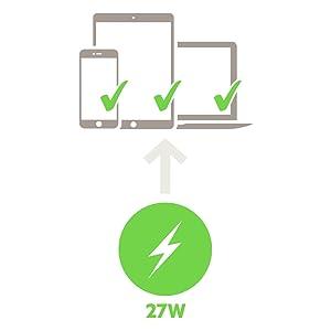 Belkin Boost Charge Netzladegerät