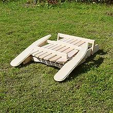 Amazon Com Merry Garden Foldable Adirondack Chair