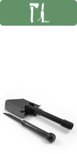 Folding Camp Shovel