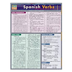 Basic Spanish Review: Verbs (Quick Review Notes)