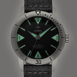 Automatic Watch, Swiss Made, Dive Watch
