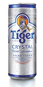 Tiger Crystal Beer