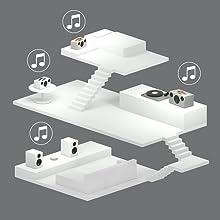 audio pro, multiroom