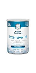 Gerber Extensive HA Formula