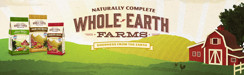 Naturally Complete Whole Earth Farms Goodness From The Earth