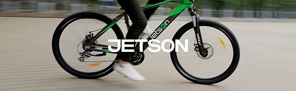 Jetson Adventure Banner