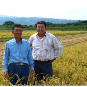 【精米】福島県会津若松市産 坂内農園のお米 特別栽培米 白米 コシヒカリ 5kg