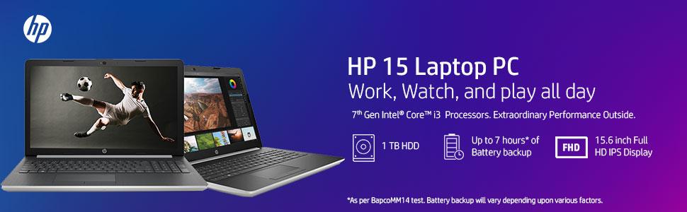 HP 15-da0327tu