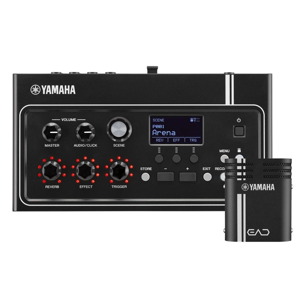 yamaha ead10 acoustic drum module with mic and trigger pickup musical instruments. Black Bedroom Furniture Sets. Home Design Ideas