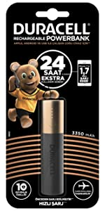 Powerbank 3350 mAh duracell