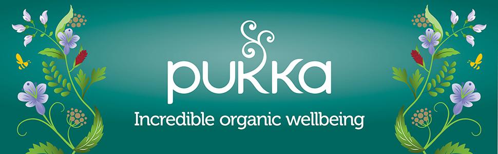 pukka herbs organic herbal wellbeing teas supplements sustainable fairly traded