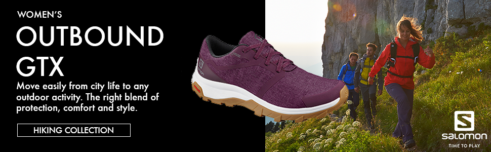 Womens Outbound GTX Hiking Collection