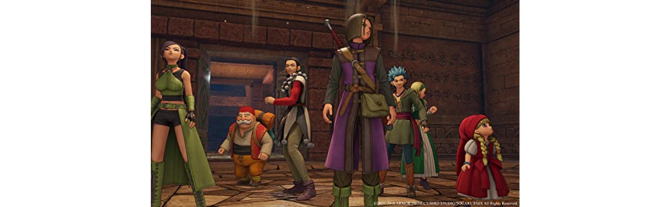 Amazon com: Dragon Quest XI Echoes of an Elusive Age
