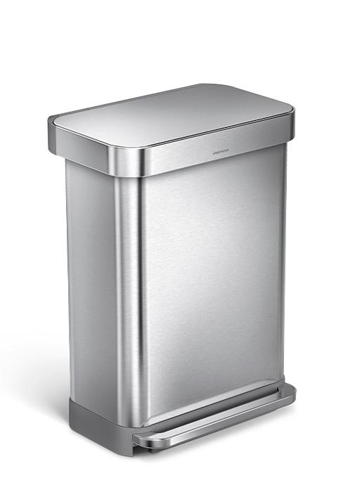 55L trash can